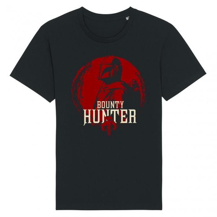 Tricou Negru Bounty Hunter [0]