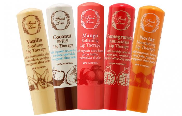 Balsam de buze hidratant Fresh Line MANGO, 5.4gr [1]