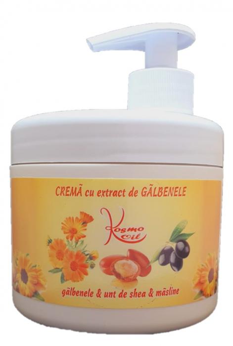CREMA CU EXTRACT DE GALBENELE  Kosmo Oil [0]