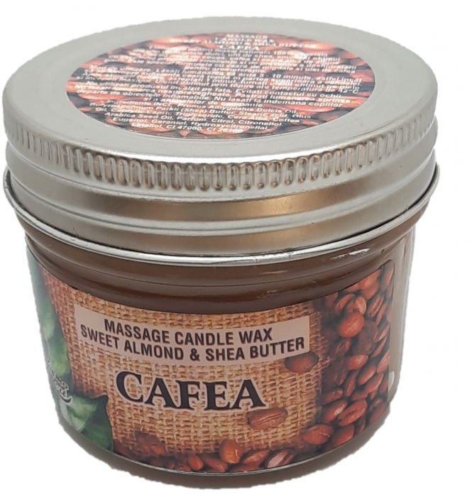 Massage candle wax cafea [1]