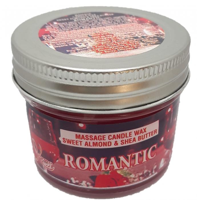 Massage candle wax romantic [0]