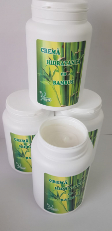 Crema hidratanta modelatoare cu bambus [1]