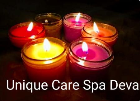 Massage candle wax cafea [3]