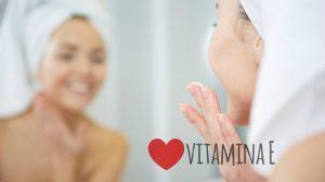 Vitamina E – ambasadorul frumuseții