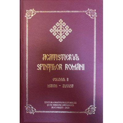 Acatistierul Sfinţilor Români (vol. II) [0]