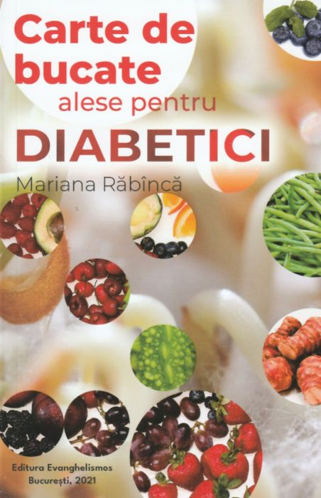 Carte de bucate alese pentru diabetici [0]