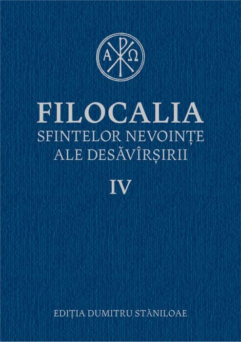 Filocalia sfintelor nevointe ale desavarsirii IV [0]