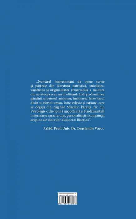 Patrologie – Vol. 2 Ediţia 2015 [1]