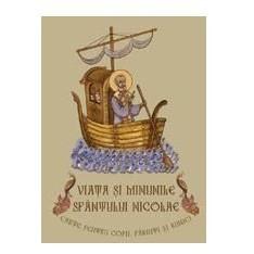 Viața și minunile Sfântului Nicolae - carte pentru copii, părinți și bunici [0]