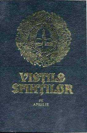 Vietile sfintilor pe aprilie [0]