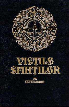 Vietile sfintilor pe septembrie [0]