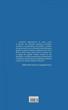 Patrologie – Vol. 3 Ediţia 2015 [1]