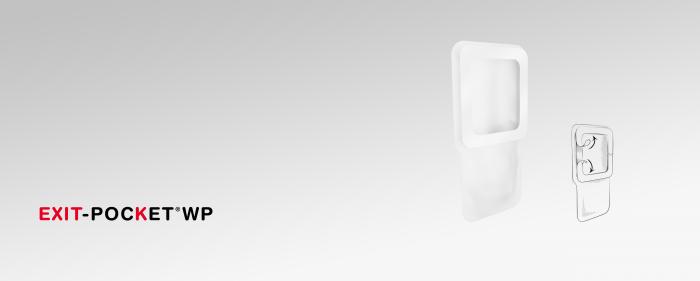 Exit Pocket WP(Buzunar impermeabil pentru protecția cateterului) [0]