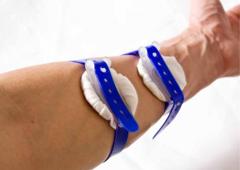 Fistula Stop - Set dispozitiv pentru hemostază [2]