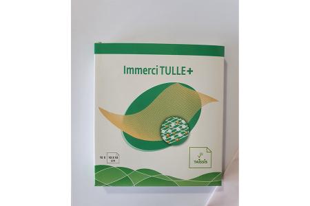 IMMERCI TULLE + Pansament hidrocoloid pentru plăgi acute [0]
