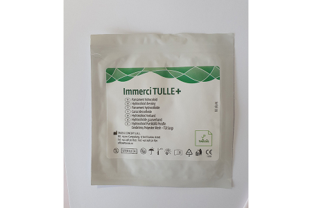 IMMERCI TULLE + Pansament hidrocoloid pentru plăgi acute [1]