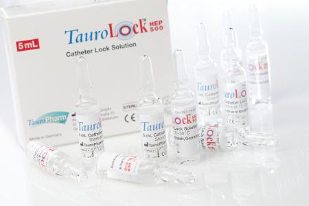 TauroLock Hep500 - Soluţie antimicrobiană pentru blocarea cateterelor de dializă [0]