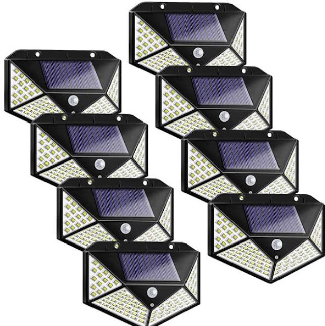 Lampa panou solar [0]