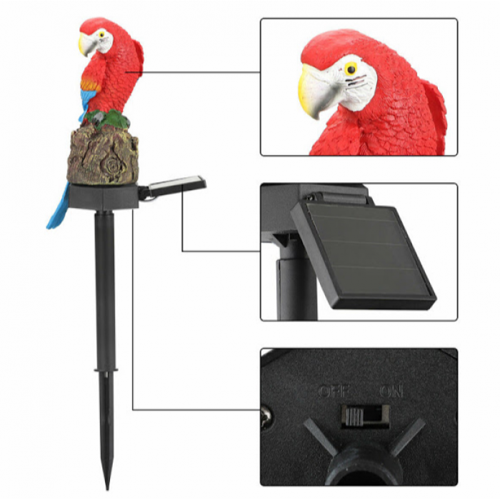 lampa papagal [1]