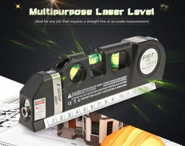 nivela laser [0]