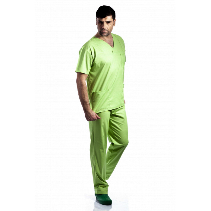 Costum medical olive - unisex [0]