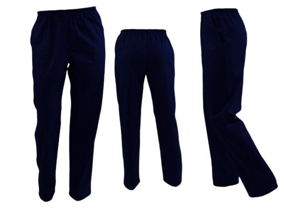 Pantaloni bleumarin unisex [0]