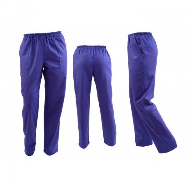 Pantaloni mov unisex [0]