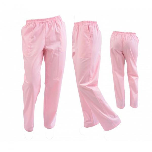 Pantaloni roz unisex [0]