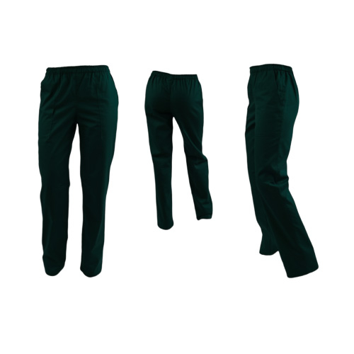 Pantaloni verde inchis unisex [0]