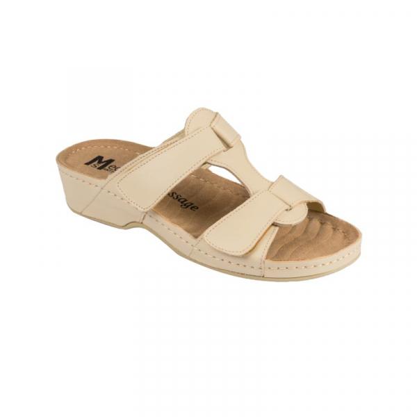 Papuci Medi+ 242 beige - dama [0]