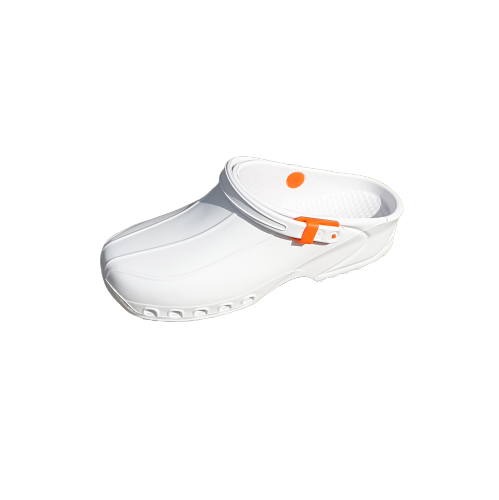 Saboti Gima ultra light albi - unisex [1]