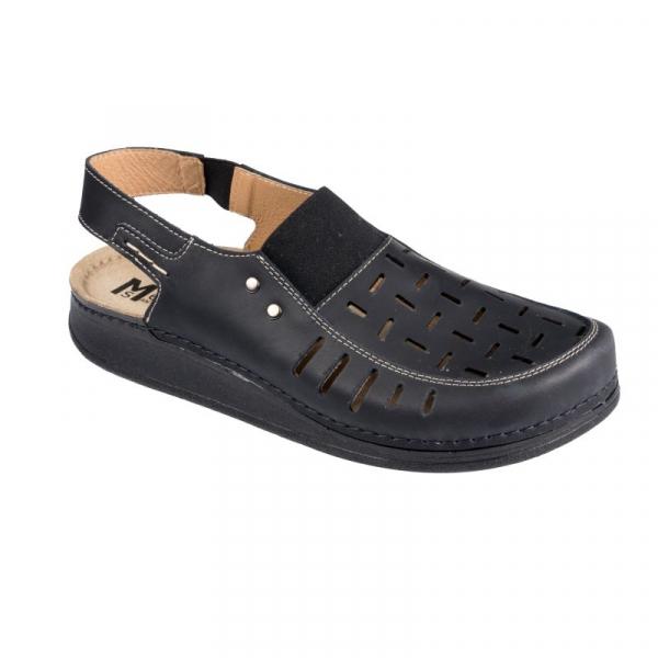 Sandale Medi+ 3424 negru - barbati [0]
