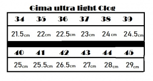 Saboti Gima ultra light verzi - unisex [3]