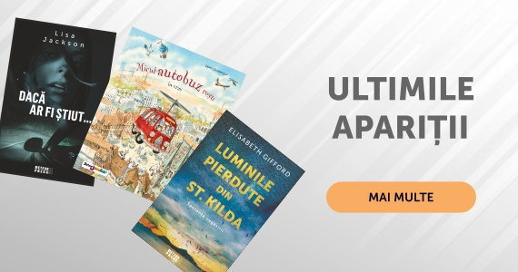 Editura Meteor Publishing - Ultimele Aparitii