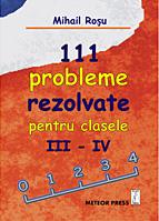111 probleme rezolvate pentru clasele III-IV [0]