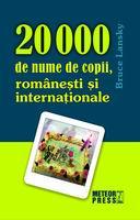 20 000 de nume de copii, romanesti si internationale [0]