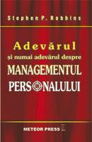Adevarul si numai adevarul despre managementul personalului [0]