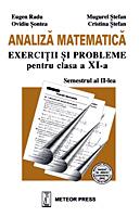 Analiza matematica - exercitii si probleme pentru clasa a XI-a, semestrul al II-lea [0]