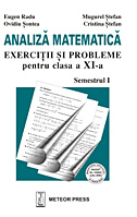 Analiza matematica, exercitii si probleme pentru clasa a XI-a, semestrul I [0]