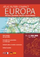 Atlas rutier compact Europa [0]