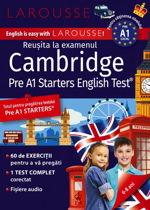 Cambridge Pre A1 Starters Test [0]