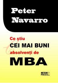 Ce stiu cei mai buni absolventi de MBA [0]