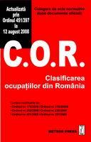 Clasificarea ocupatiilor din Romania [0]