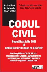 Codul civil [0]