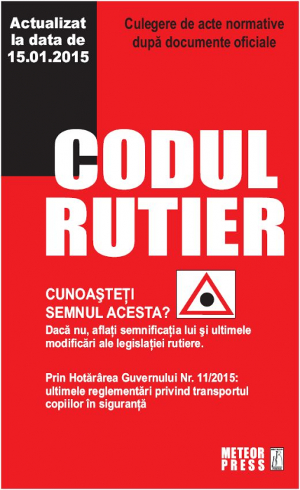 Codul rutier [0]
