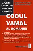 Codul vamal al Romaniei [0]