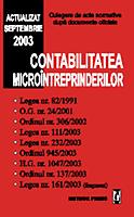 Contabilitatea microintreprinderilor [0]