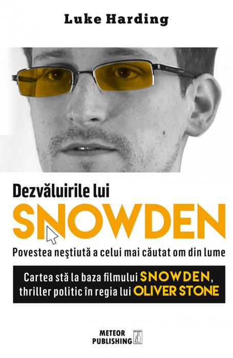 Dezvaluirile lui SNOWDEN [0]