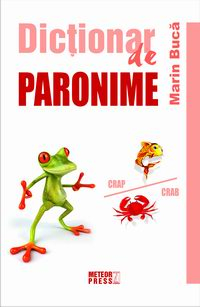 Dictionar de paronime [0]