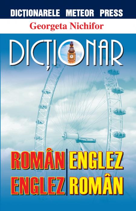 Dictionar roman-englez, englez-roman [0]